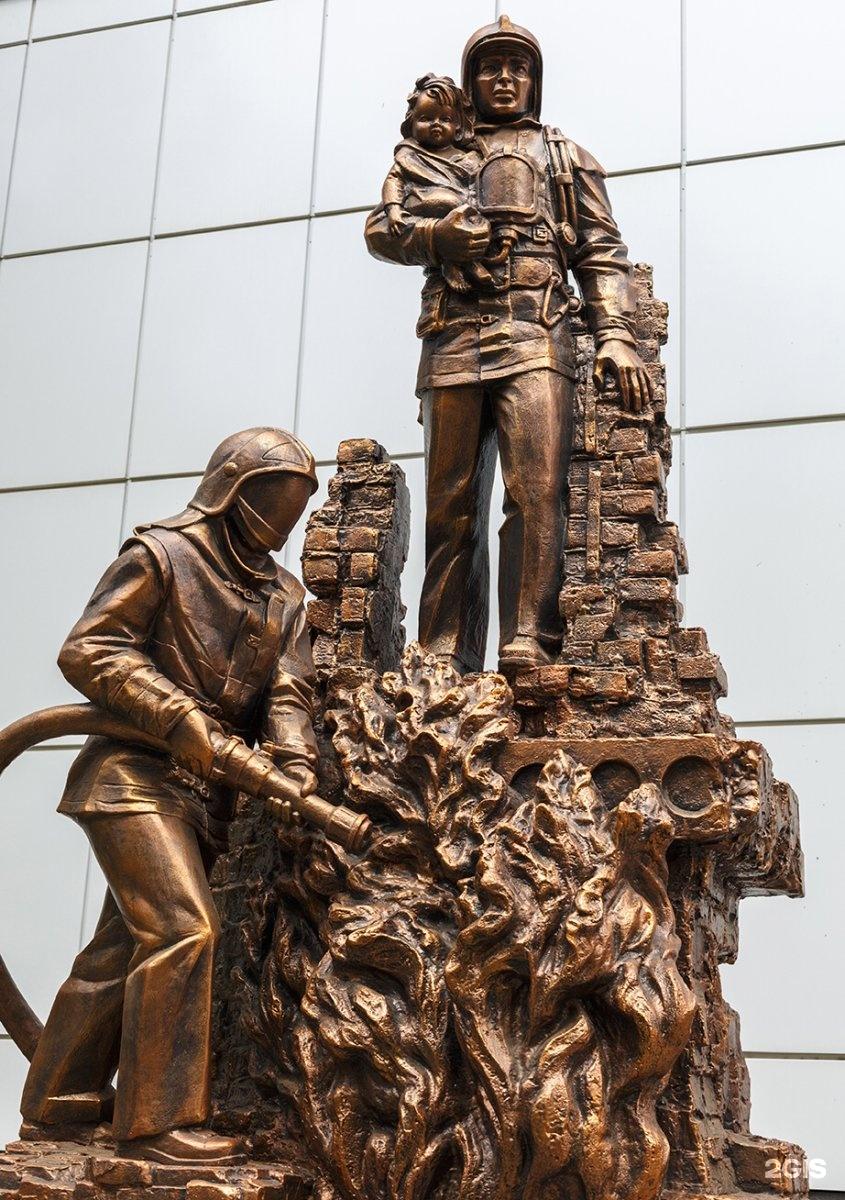 памятник пожарным картинки время приобретения животного
